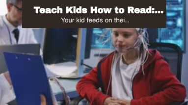 Teach Kids How to Read: How To  Obtain Your  Kid Excited  Concerning Reading