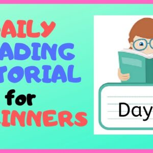 DAY 10: TEACH Your CHILD To READ FAST & FLUENT!