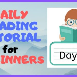 DAY 13: TEACH Your CHILD To READ FAST & FLUENT!