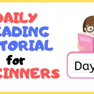 DAY 17: TEACH Your CHILD To READ FAST & FLUENT!