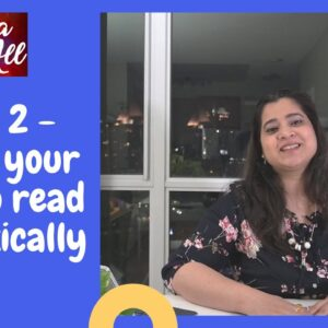 Teach your kids to read phonetically - Part 2 | All about CVC | Follow these simple steps
