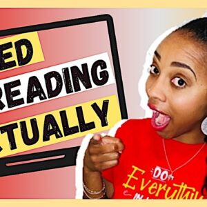 HOW TO TEACH GUIDED READING VIRUTALLY IN REMOTE LEARNING: 4 step guided reading tutorial