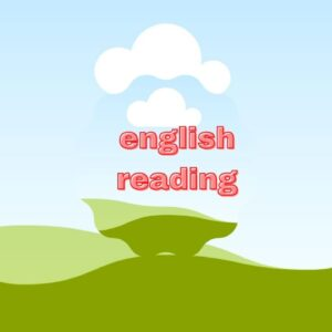 english reading practice at home