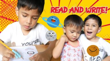 HOW TO TEACH KIDS TO READ AND WRITE | Marian Carmelo