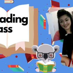 How to Teach Kids to Read at Home | Online English Class with Jace