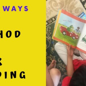 How To Teach Kids To Read Book|| Read with Phonics || 5 Reading Strategy