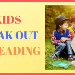 KIDS SPEAK OUT in READING - Why Learning to Read is IMPORTANT to them?