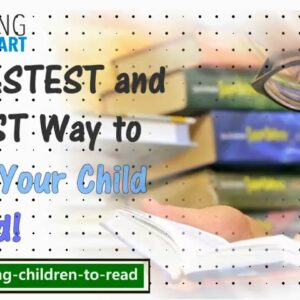 The Best way to Teach Your Child to Read