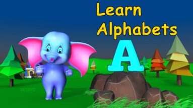 Learn easy english alphabets for kindergarten children and for lkg class kids ukg class 1