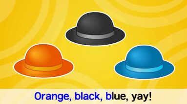 [G3] What Color Is It? Easy English Songs for Children